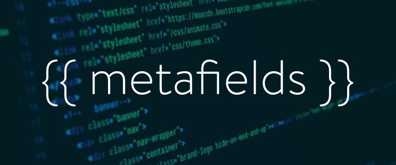 Shopify Metafields