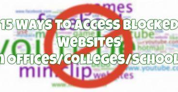 access-blocked-websites