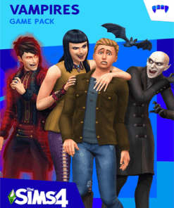 The Sims 4 Vampires PC