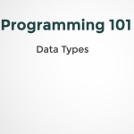 Introduction to Data Types