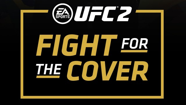 UFC 2 Fight for the Cover