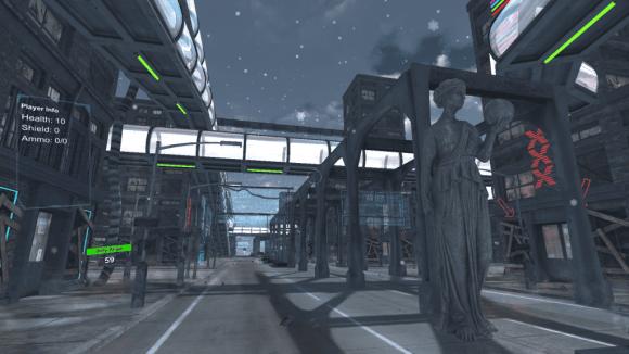 Push for Emor city screenshot