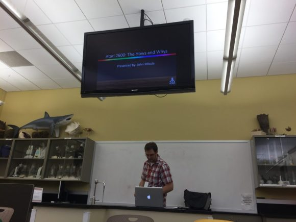 Atari 2600 Development Presentation