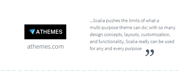 Scalia - Multi-Concept Business, Shop, One-Page, Blog Theme 24