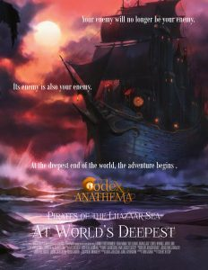 Codex Anathema - Pirates of the Lhazaar Sea (3) At World's Deepest