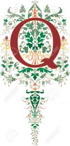 alphabet (q)