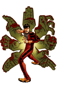3644773-shangchi - deadly hands of kung fu