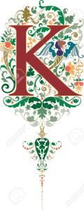 alphabet (k)