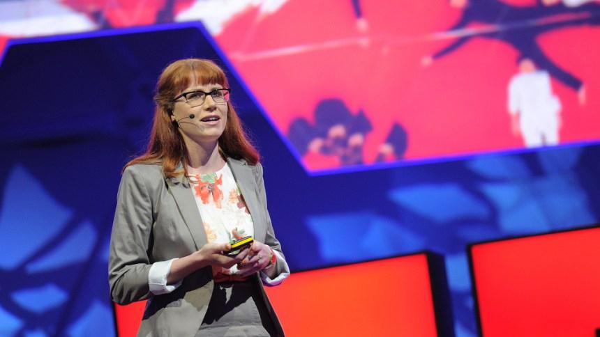 TED2013 Audition Talk-circleof6