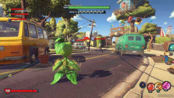 is plants vs zombies battle for neighborville free
