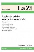 Legea privind contractele comerciale
