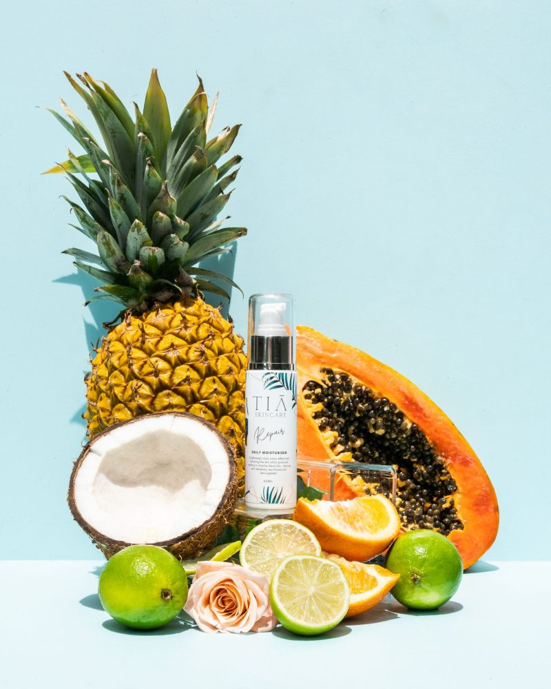 Beauty Product Photography by Brisbane photographer Codie Zofia
