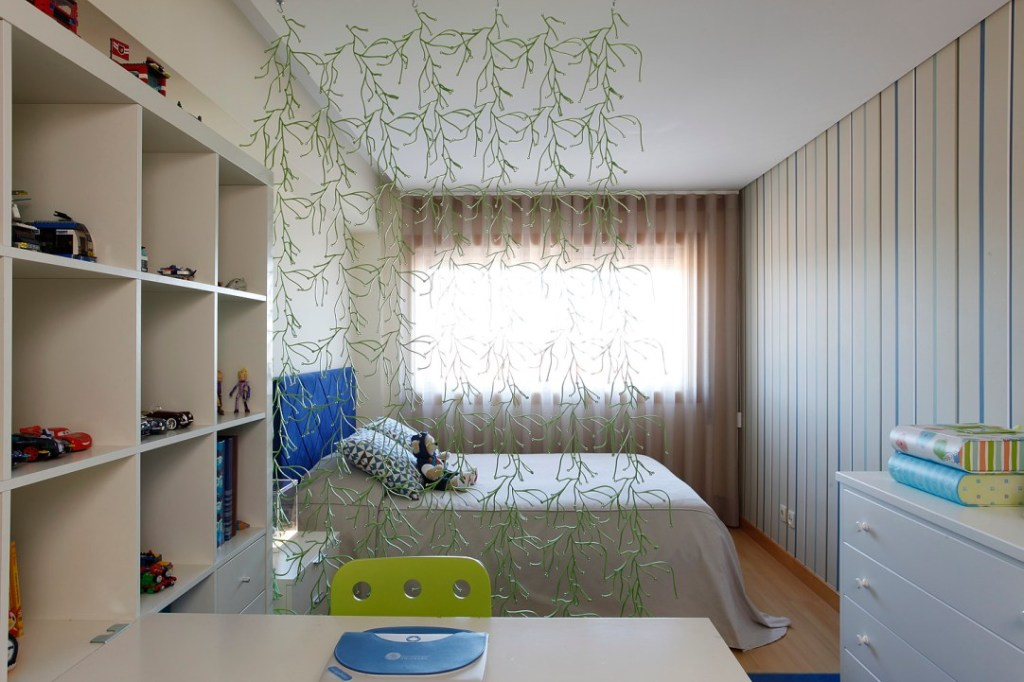 Projeto de Decoração, quarto de criança. Porto (Portugal) CódigoDesign
