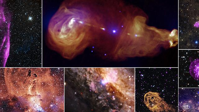 Galería: la NASA da a conocer fotos inéditas del universo - Código Espagueti