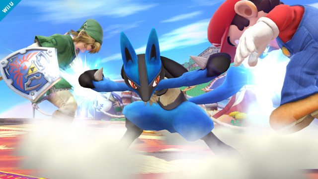 Lucario-Super-Smash-Bros-3