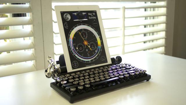 Qwerkywriter, el teclado retro - Código Espagueti