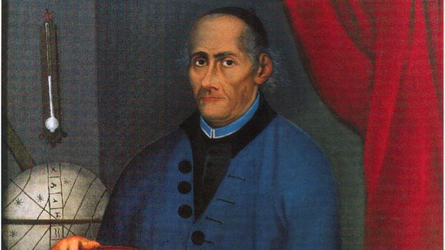 José Antonio Álzate y Ramírez, también conocido como el Plinio mexicano