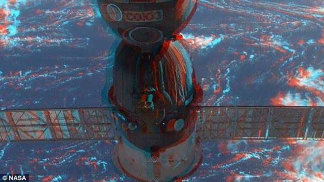 La NASA ya cuenta con videos 3D de la Estación Espacial Internacional - Código Espagueti