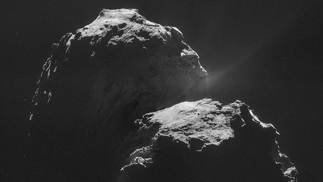 ¿Cuál es el sonido de un cometa? - Código Espagueti