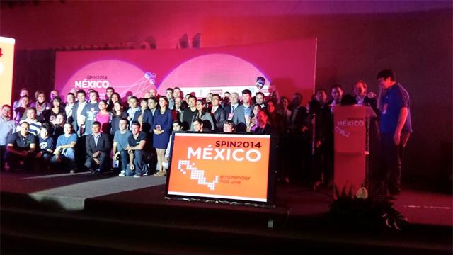 México arrasa en los premios IDEup Spin 2014 - Código Espagueti