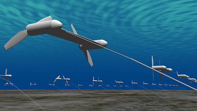 Turbinas submarinas, la nueva técnica de Japón para obtener energía - Código Espagueti