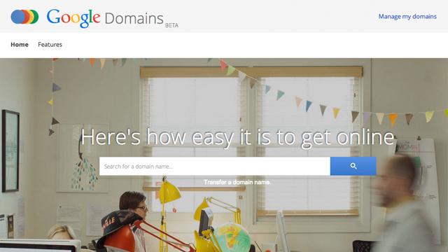 Google ya vende dominios en Internet - Código Espagueti