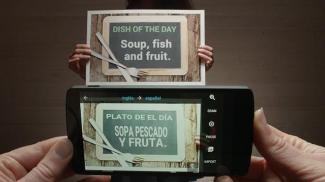 El Traductor de Google ahora traduce voz y texto en tiempo real - Código Espagueti