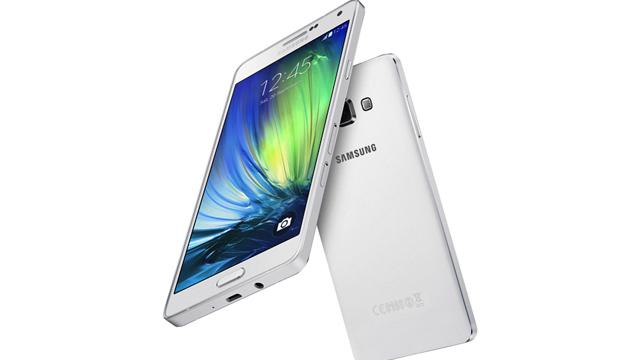 Samsung anuncia su nuevo Galaxy A7 - Código Espagueti