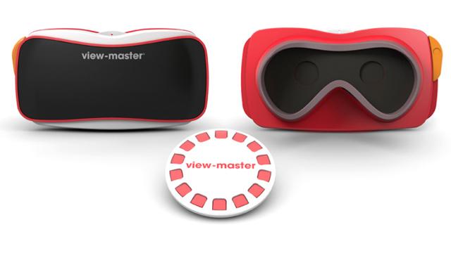 Google y Mattel presentan un nuevo View-Master de realidad virtual - Código Espagueti