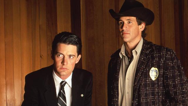 Twin Peaks de David Lynch