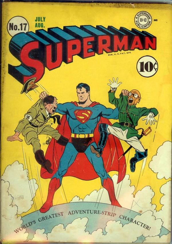 superman-hitler