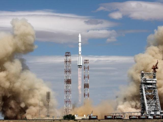 Explota el cohete ruso que transportaba el satélite Centenario - Código Espagueti