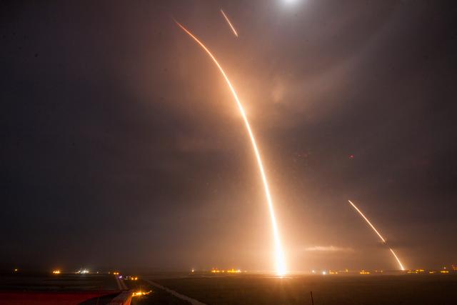 Space-X-aterrizaje
