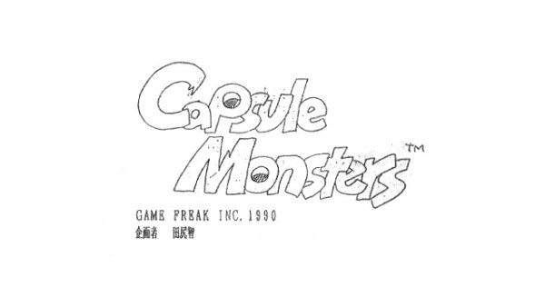 Capsule_Monsters