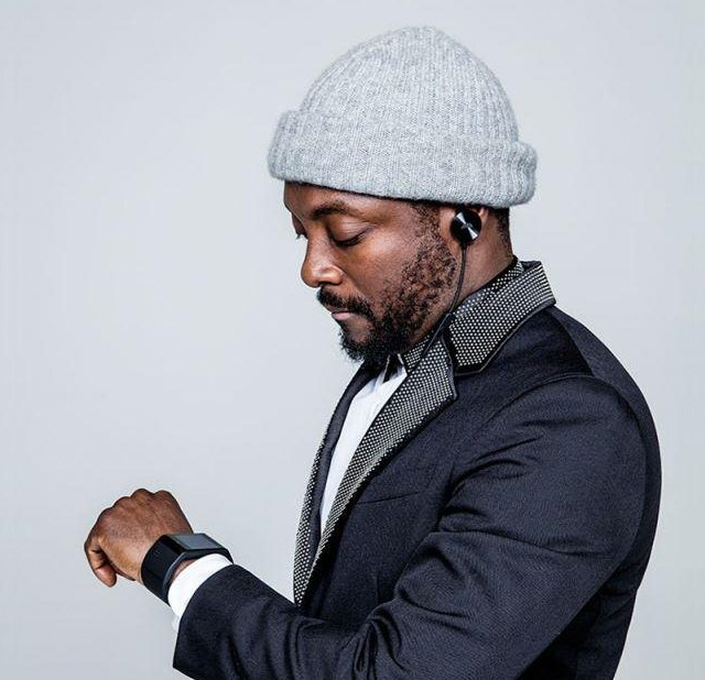Will.i.am presume su reloj