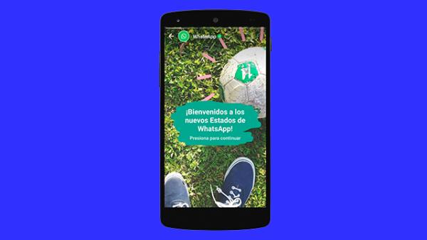 Whatsapp Incorpora Status Una Función Como Snapchat