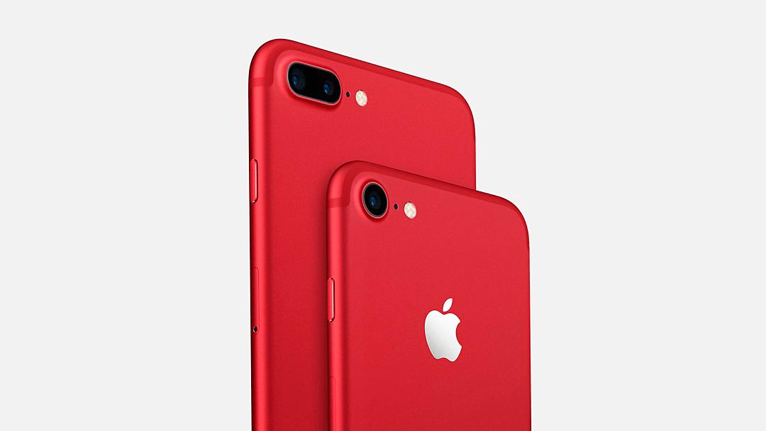 El iPhone 7 rojo ya tiene precio en México