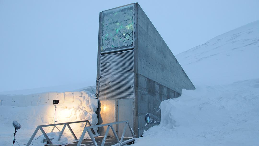 Noruega ha creado una segunda Bóveda del Juicio Final