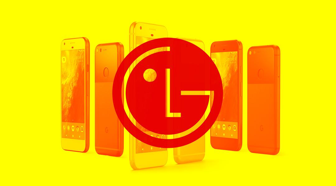 LG podría fabricar una pantalla curva para el Pixel