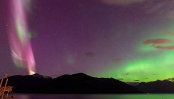 ¿Qué es Steve: la luz resplandeciente que aparece en Canadá durante las noches?