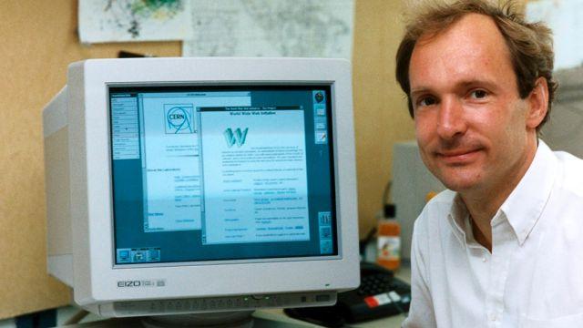 Sir Tim Berners-Lee ganó el premio A.M. Turing gracias a la invención de la Web