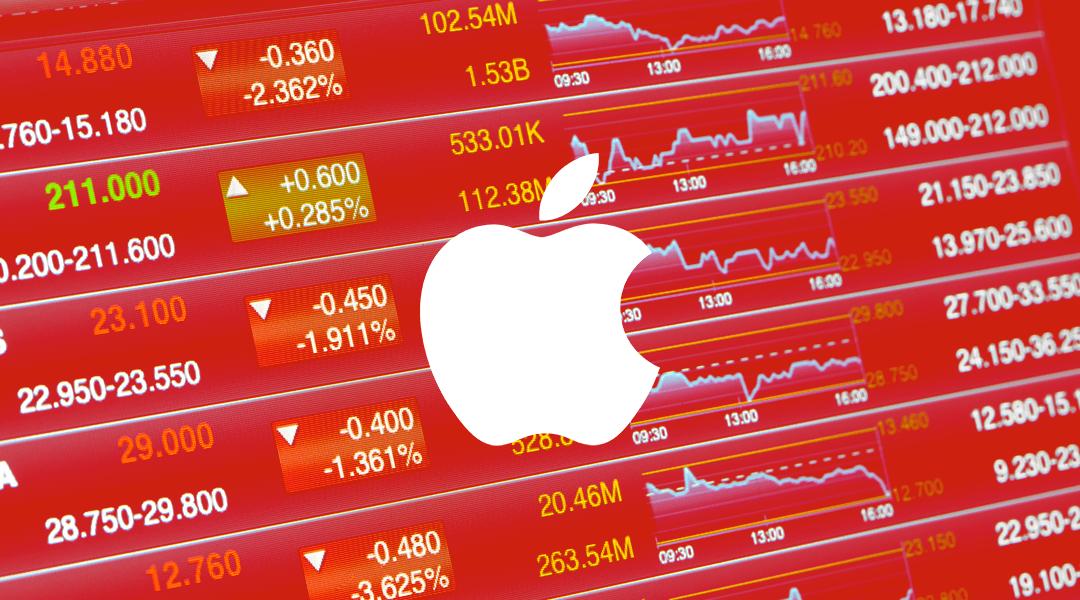Apple vende menos teléfonos ante los rumores del iPhone 8