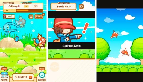 El nuevo juego para mobile de Pokémon se parece mucho al legendario Tamagochi