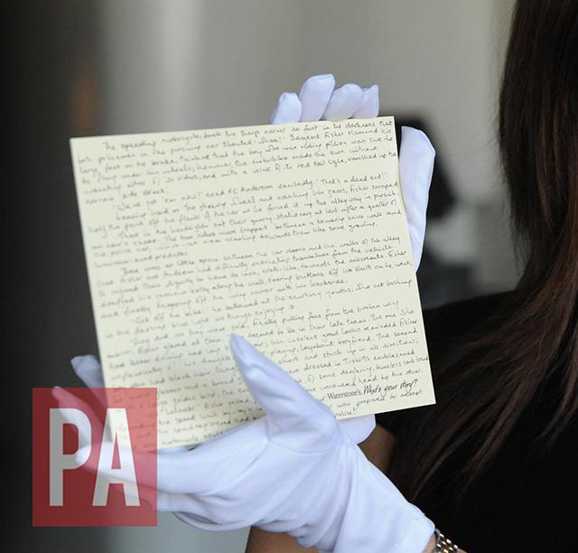 ¿De qué se trata el manuscrito que robaron de Harry Potter y que su autora no quiere que leas?