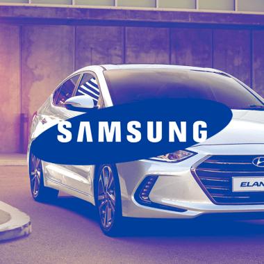Samsung ya tiene permiso para probar su sistema para coches autónomos en Corea del Sur