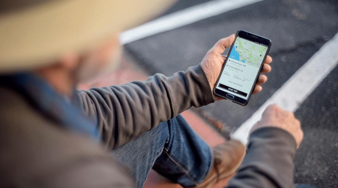 Uber lanzó Uber Freight, su nuevo servicio para transporte de mercancía