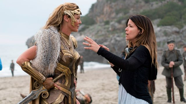 Patty Jenkins, la directora de Wonder Woman