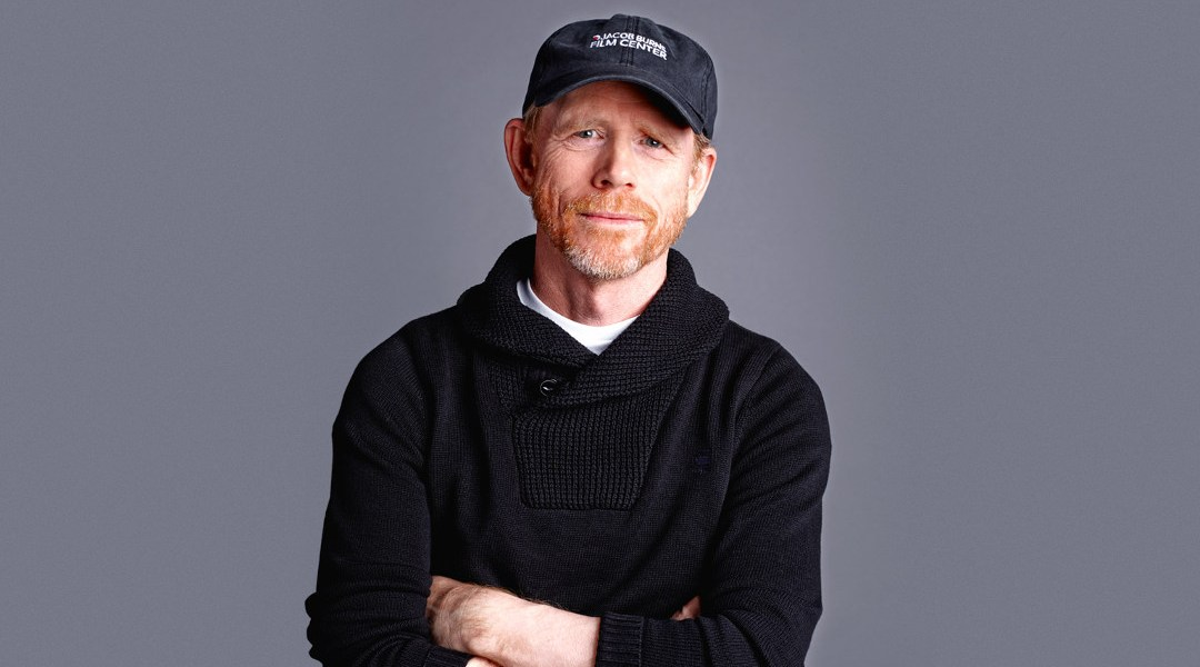 Director Ron Howard