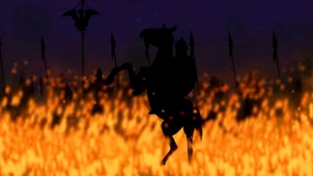 Los Valyria dominaron el mundo por 5 mil años gobernaron el mundo, hasta que los volcanes que rodeaban su reino comenzaron a explotar.
