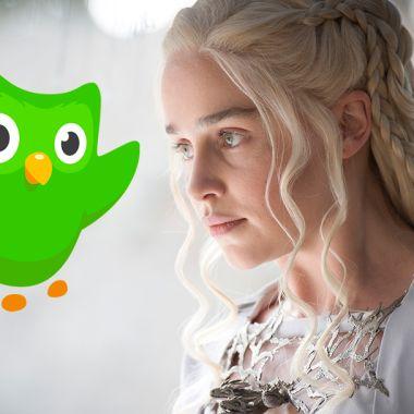 Duolingo incluirá el idioma Alto Valyrio de Game of Thrones